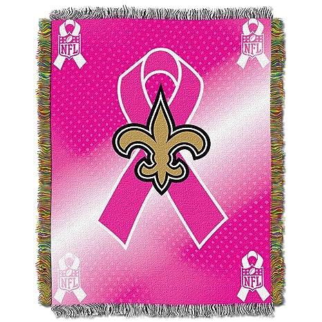 hat Saints breast cancer