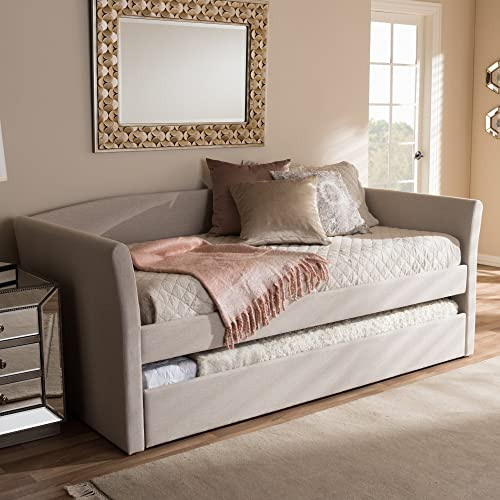 Baxton Studio 86.22 in. Daybed