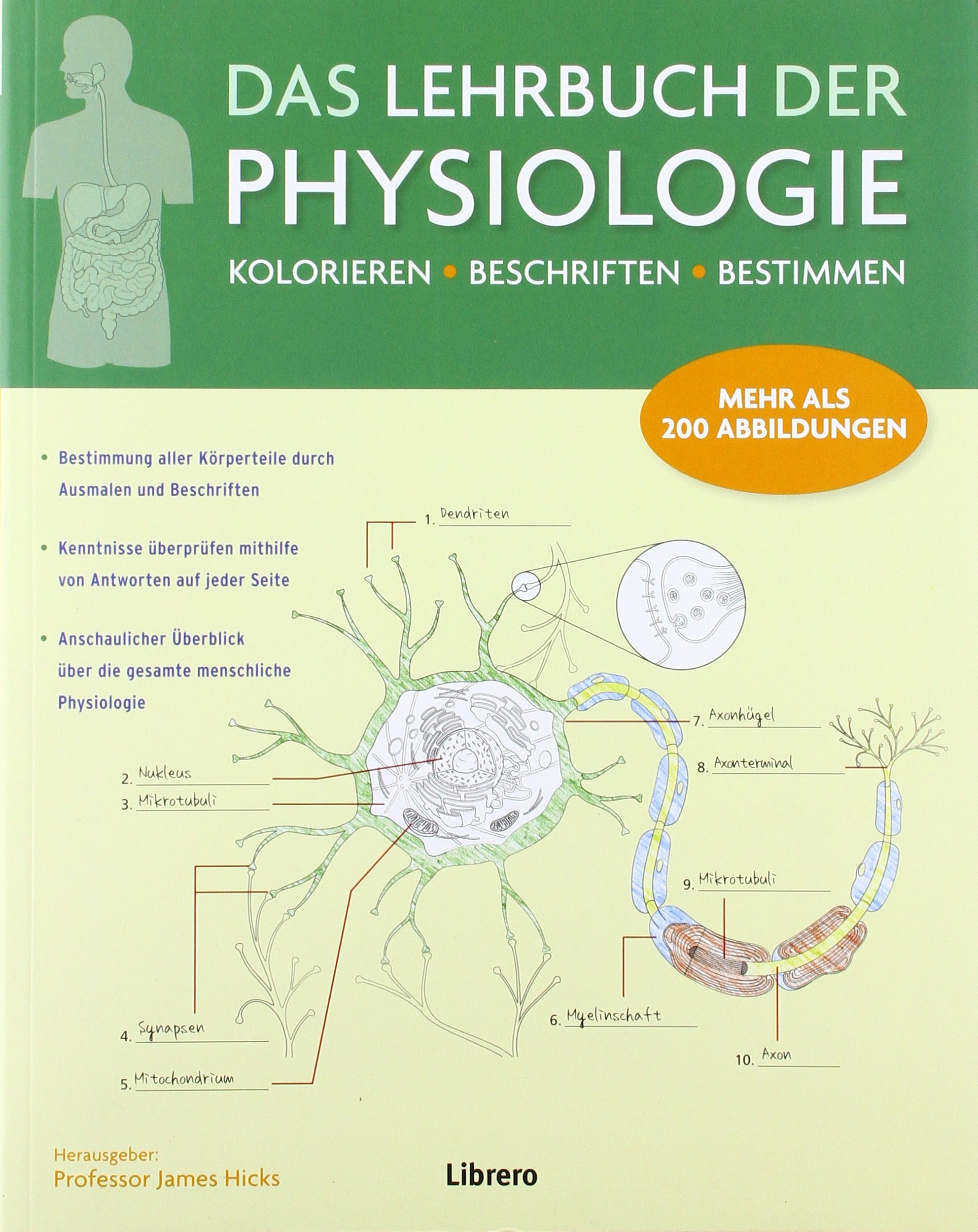 Das Lehrbuch der Physiologie: Amazon.de: James Hicks: Bücher