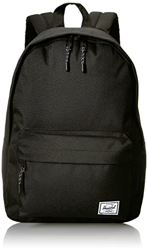 Herschel Classic Backpack, Black, One Size