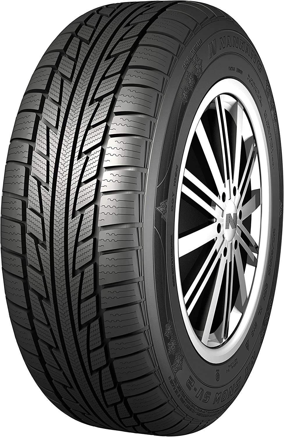 E//B//72 Nankang UTILITY SP-7-215//55//R18 99V All Weather Tire