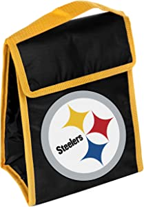 NFL Pittsburgh Steelers Big Logo Lunch Bag