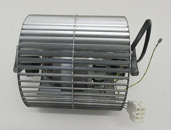 DE DIETRICH - moteur ebm b2e146-230v 50hz pour hotte DE DIETRICH ...