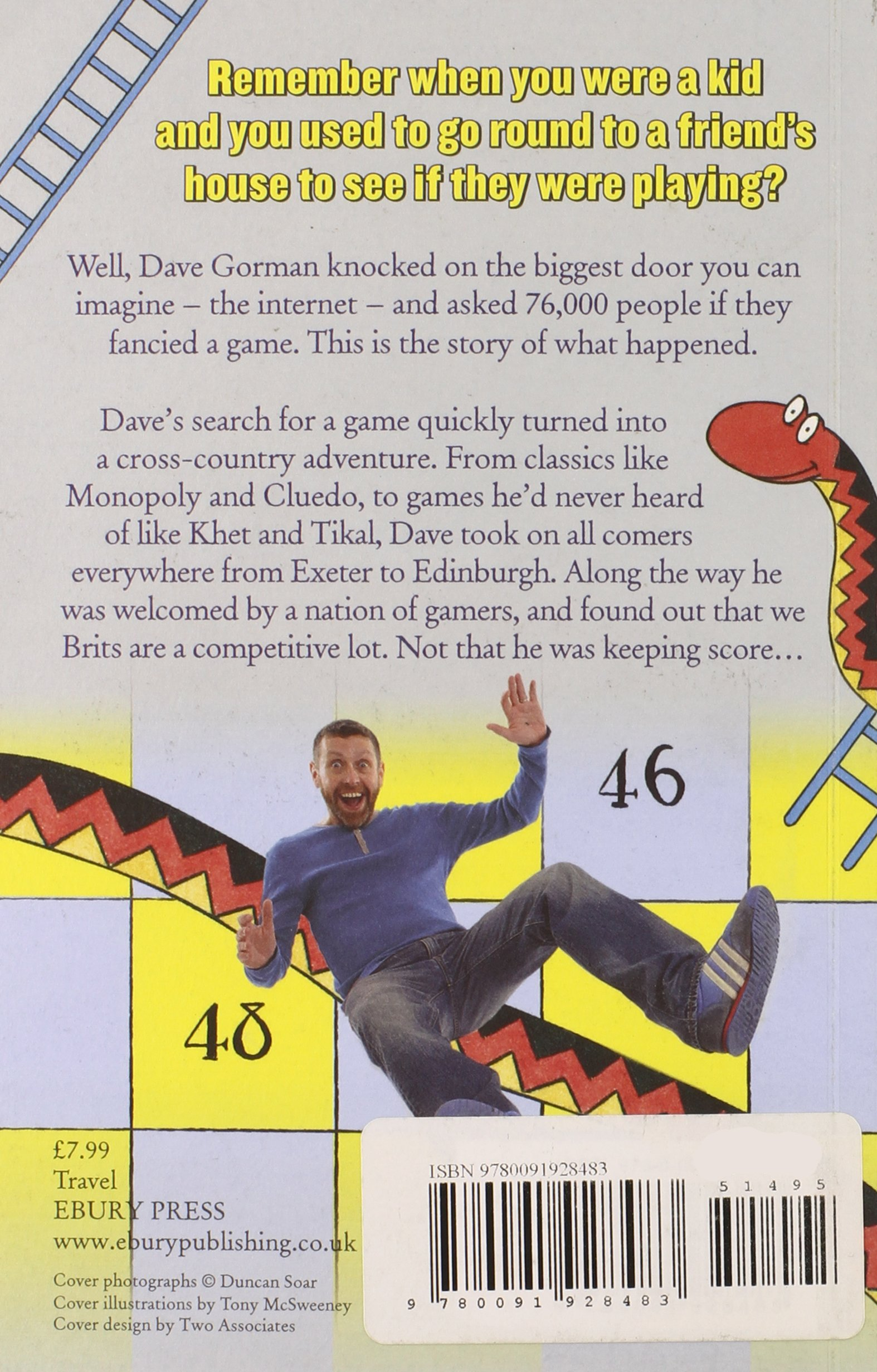Dave Gorman vs. the Rest of the World: If Life's a Game...Let's Play!: Dave  Gorman: 9780091928483: Amazon.com: Books