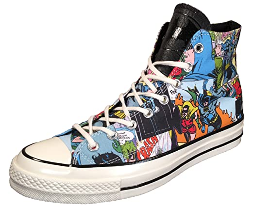 5eea753c68ca purchase converse dc comics chuck taylor batman 70s hi top sneaker 11 bm  35466 1b786