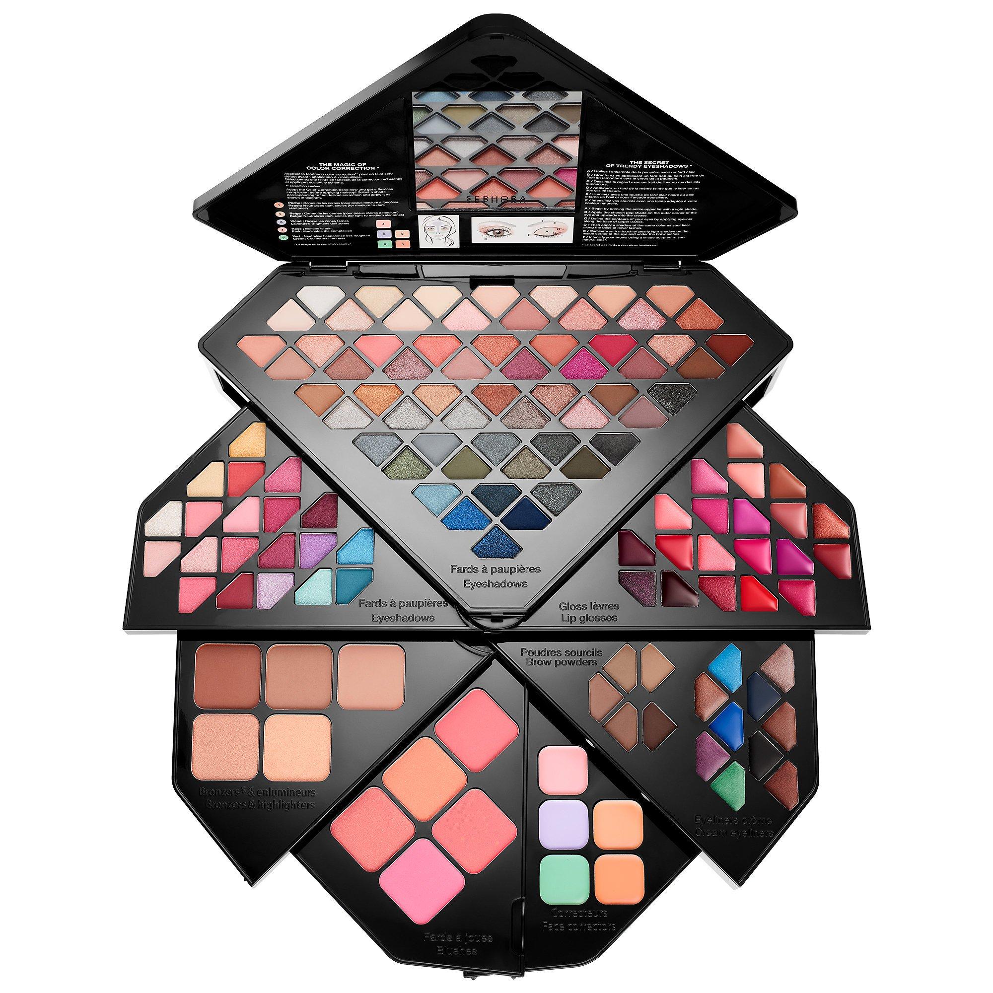 Amazon.com: SEPHORA COLLECTION Geometricolor Palette ...