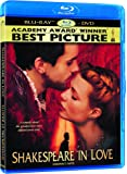 Shakespeare in Love [Blu-ray + DVD] (Bilingual)