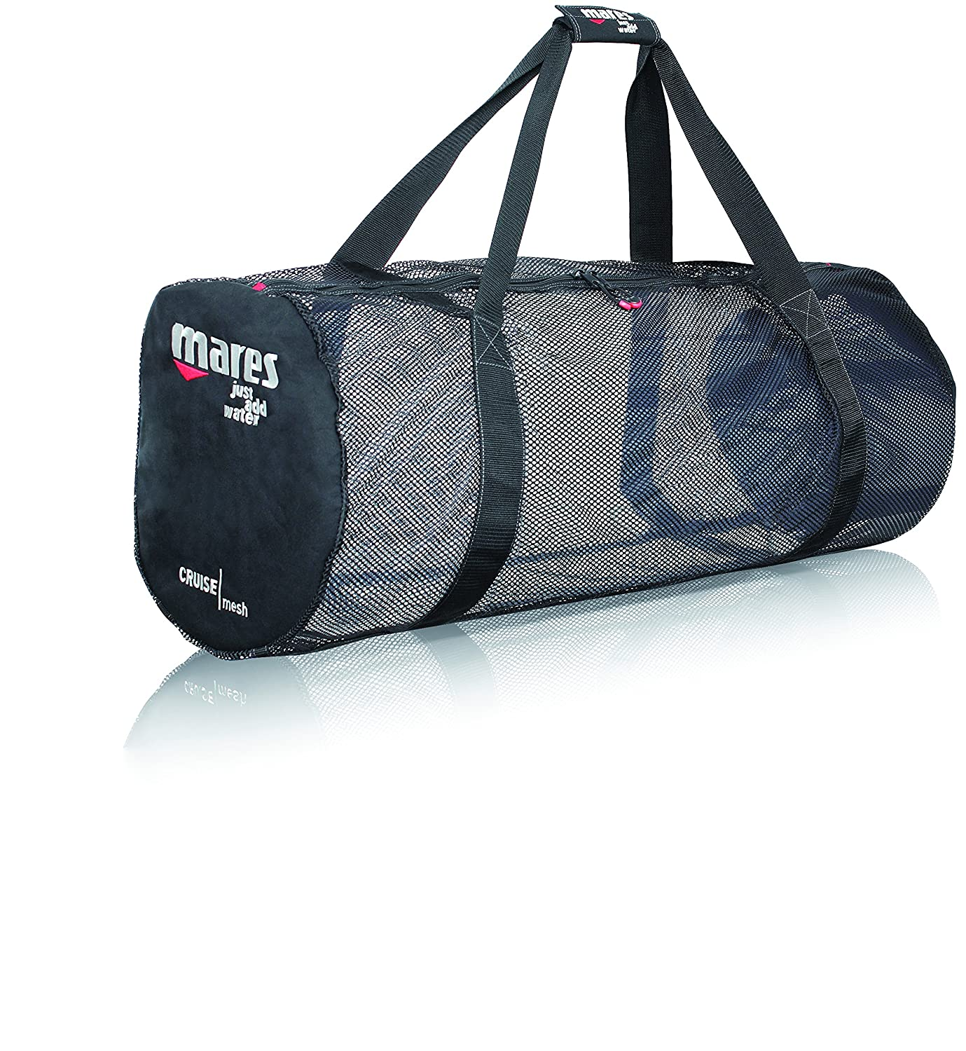 Mares Bag Cruise Mesh - Maleta, Color Negro, Talla Bx 415576