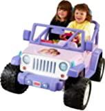 Power Wheels Nickelodeon Dora & Friends, Jeep Wrangler