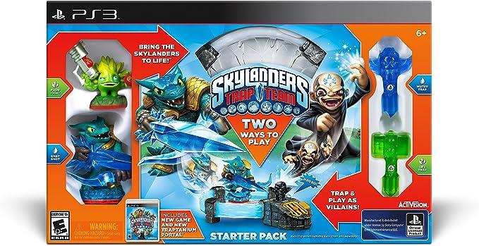 Activision Skylanders Trap Team - Juego (PlayStation 3, DEU ...