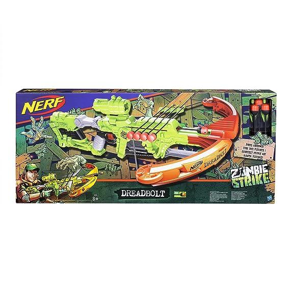 Ballesta de Dardos para aniquilar Zombies Nerf B9091ECC0.