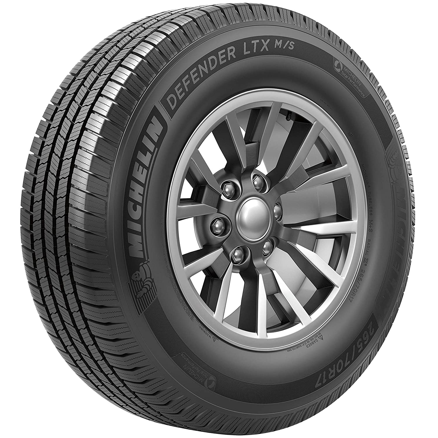 Michelin Defender Reviews >> Michelin Defender Ltx M S All Season Radial Tire 285 45r22 110h