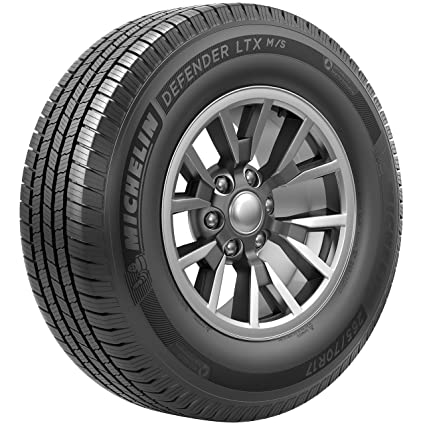 Michelin Defender LTX M/S Tires Radial Tire-265/70R16 112T