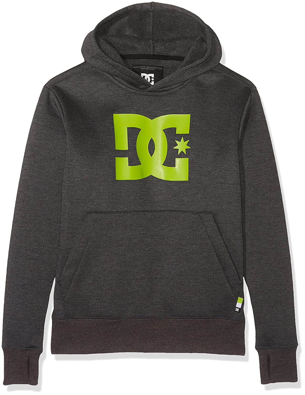 14cc493cf5cd DC Shoes Snowstar - Technical Riding Hoodie for Boys 8-16 EDBFT03108  DC  Shoes  Amazon.co.uk  Sports   Outdoors