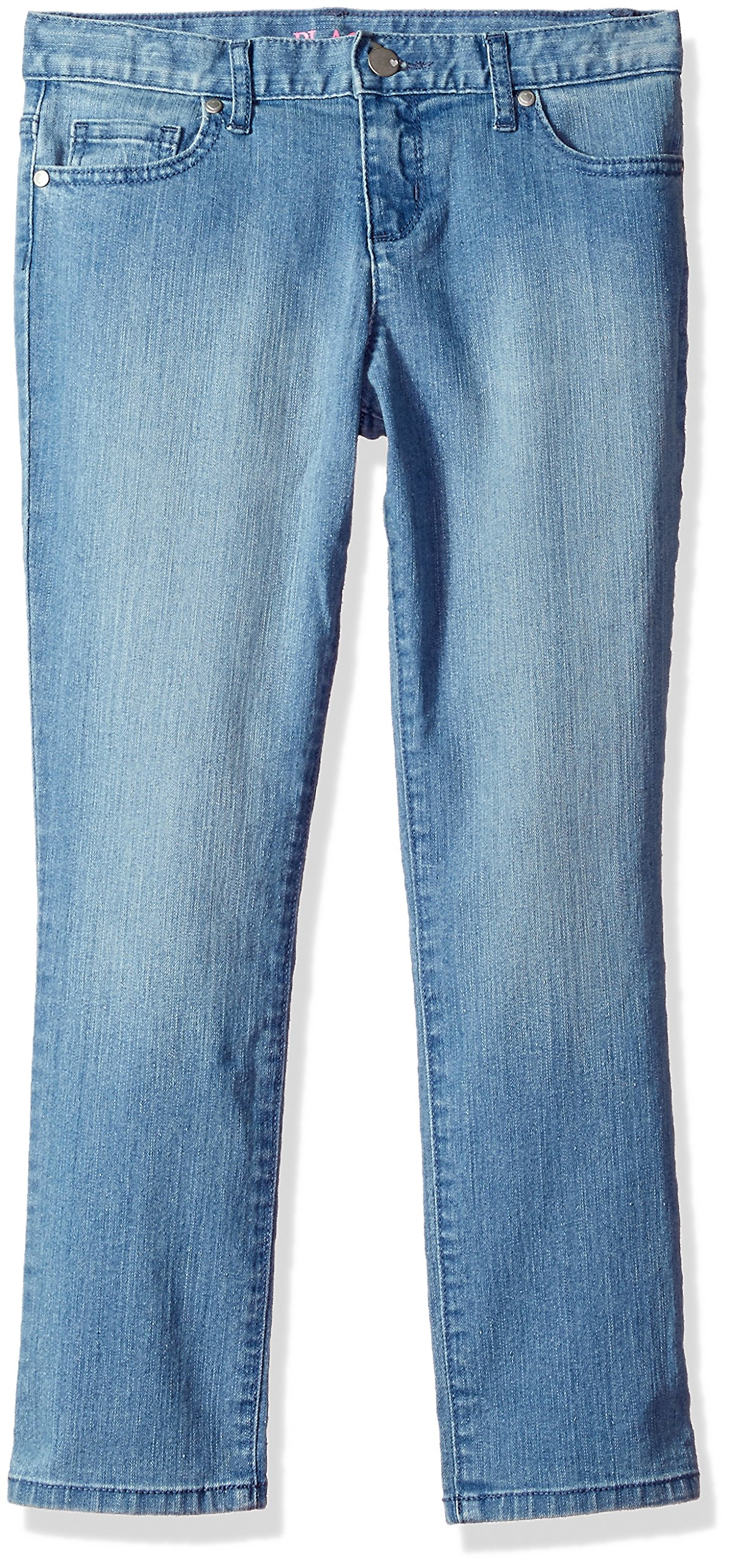 The Children's Place Big Girls' Skinny Jeans, Light Indigo Girls, 16P