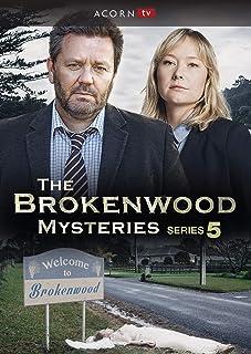 Book Cover: Brokenwood Mysteries: Series 5
