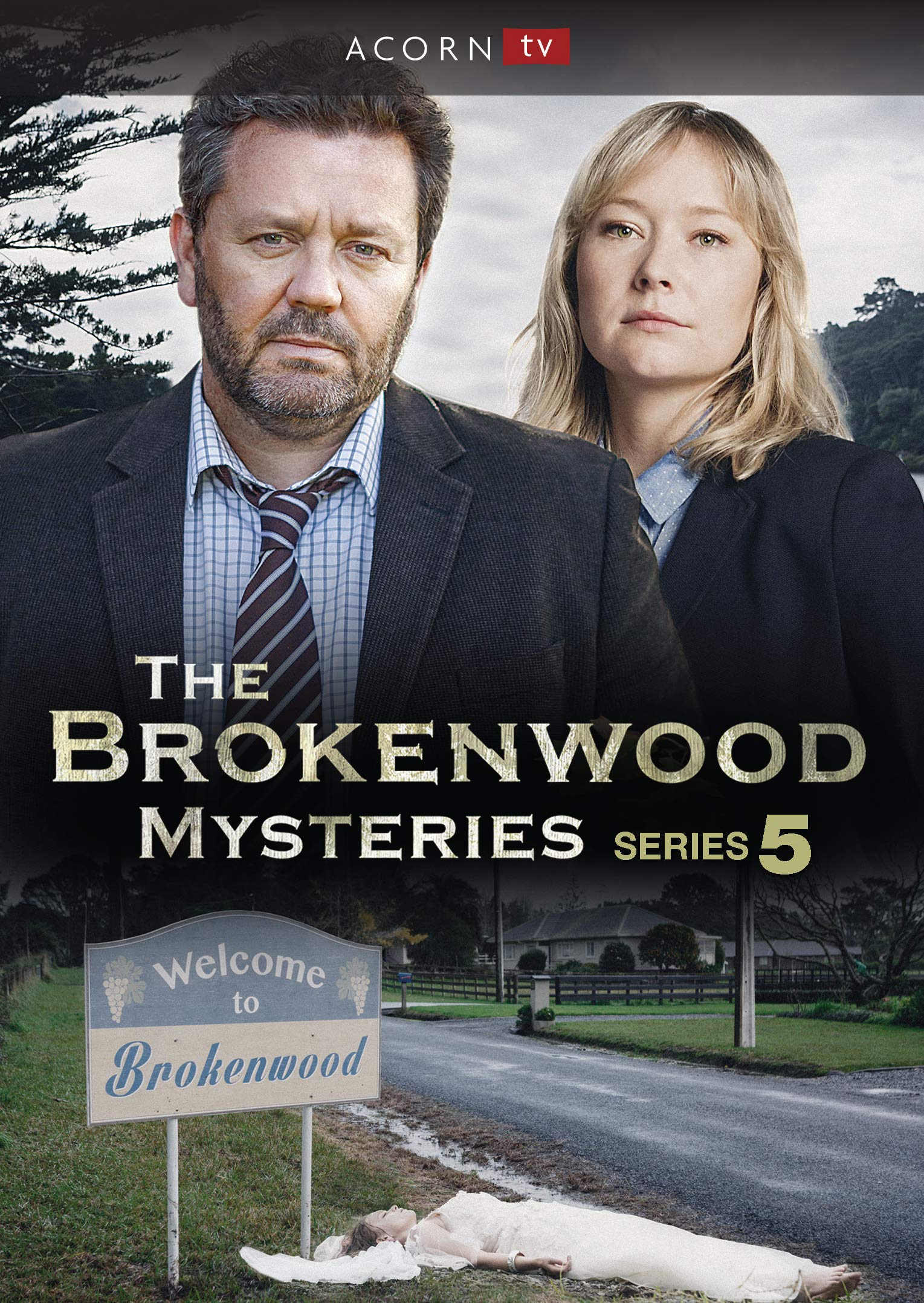 Book Cover: Brokenwood Mysteries: Series 5