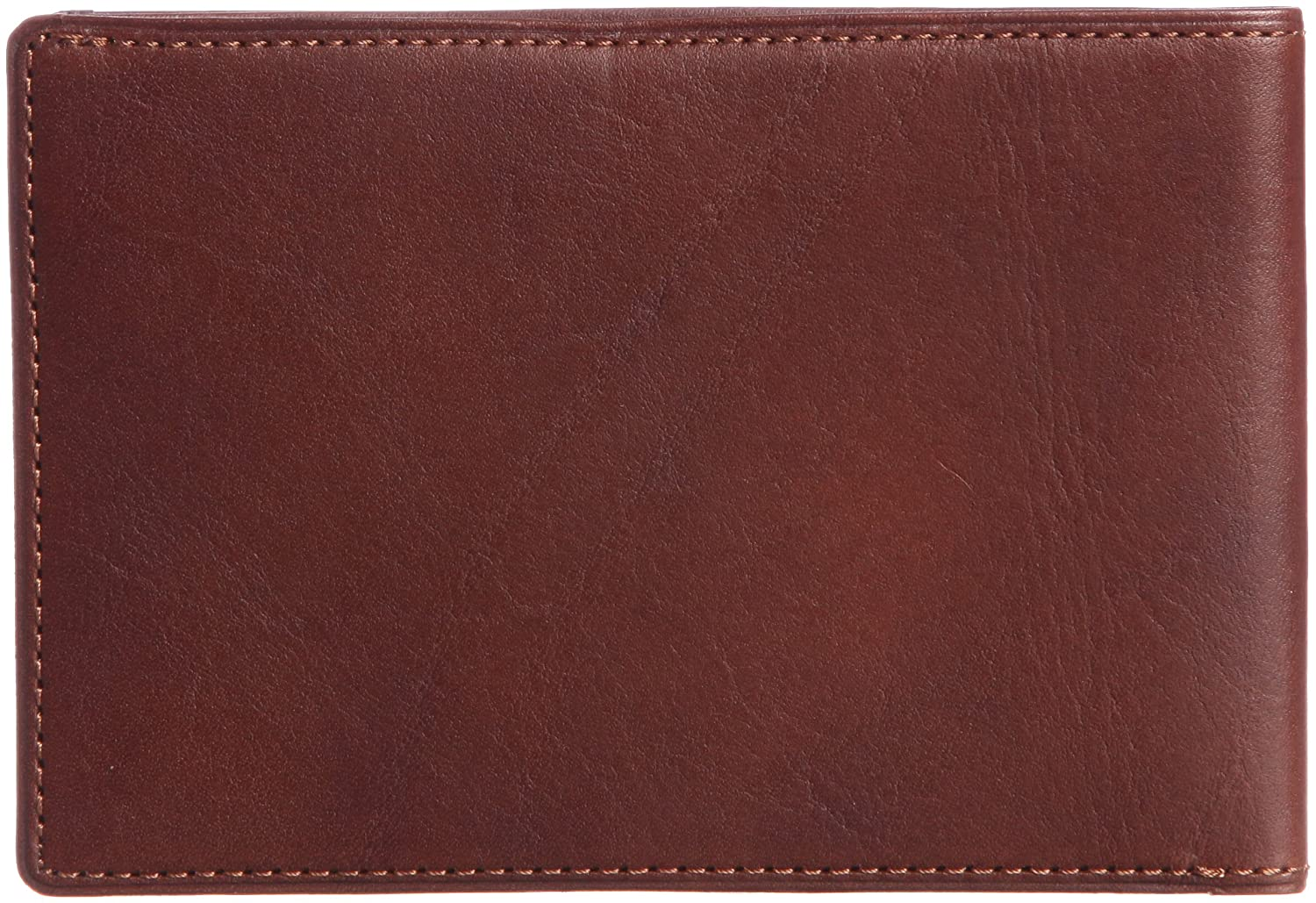THINly Leather Bifold Wallet SLBS01 Chocolate