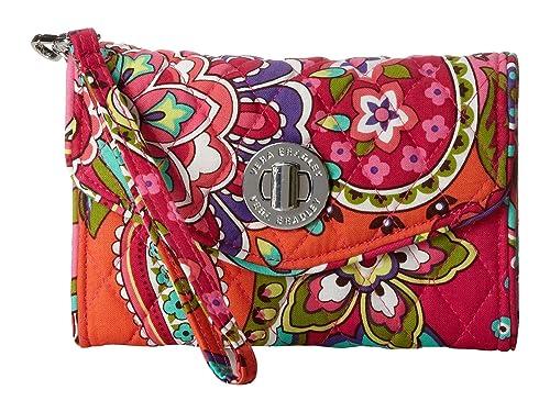 Vera Bradley Your Turn Smartphone Wristlet Wallet