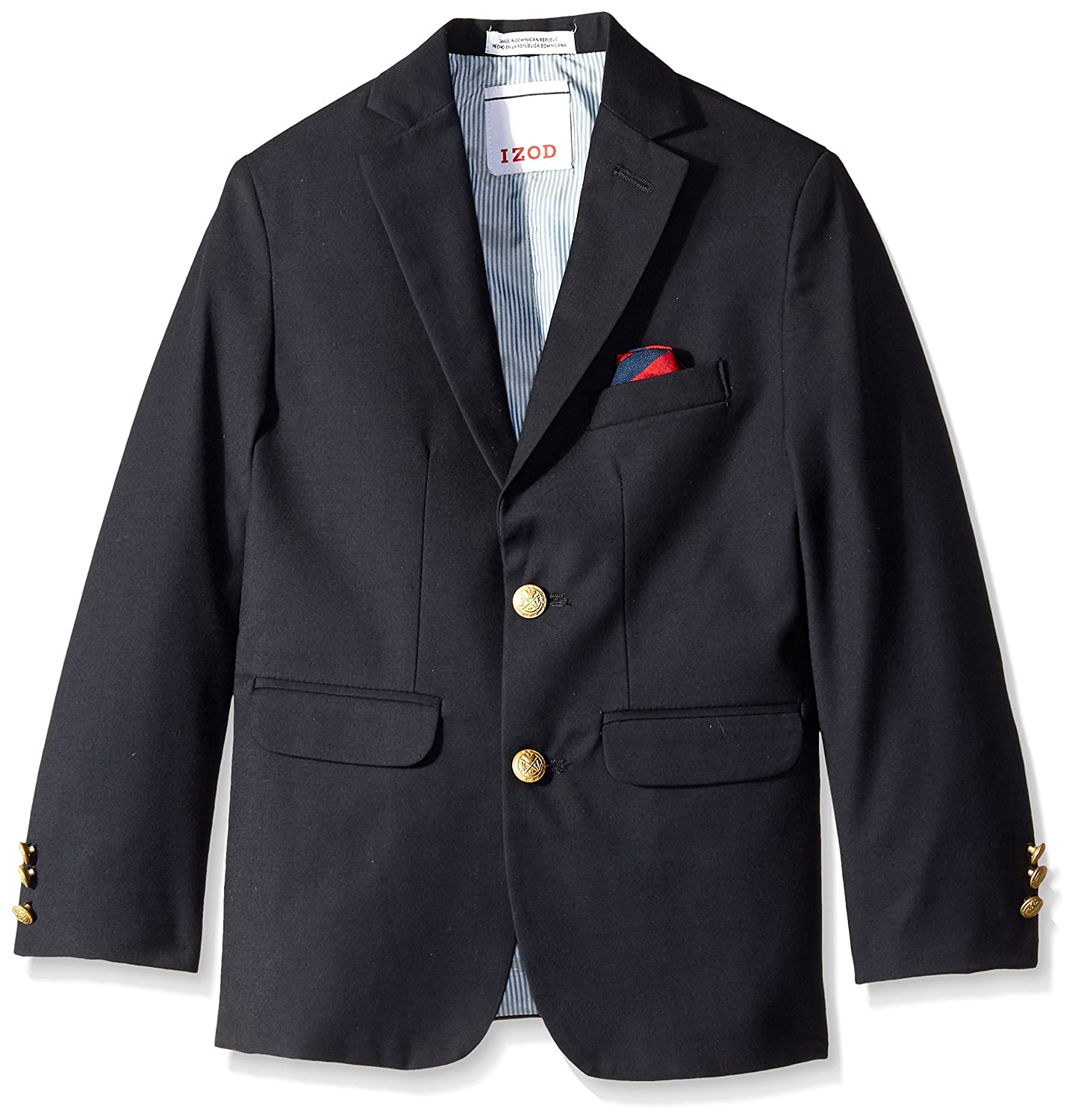 Izod boys Brass Button Blazer Izod Children' s Apparel 21009