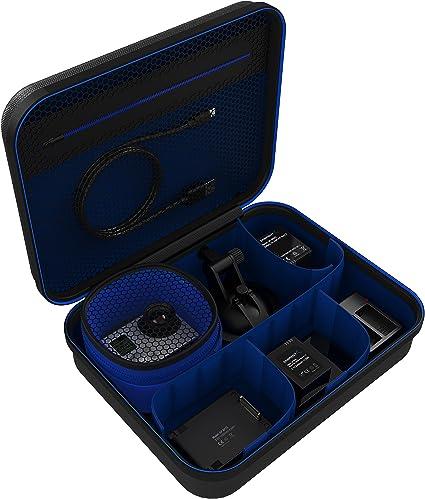 Sabrent Funda de Viaje Universal para GoPro o pequeños Dispositivos electrónicos [Medium] (GP-CSBG): Amazon.es: Informática