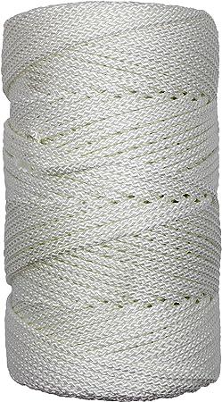Future 213140 Cuerda Nylon Trenzado 5 mm, Rollo 200 m: Amazon ...