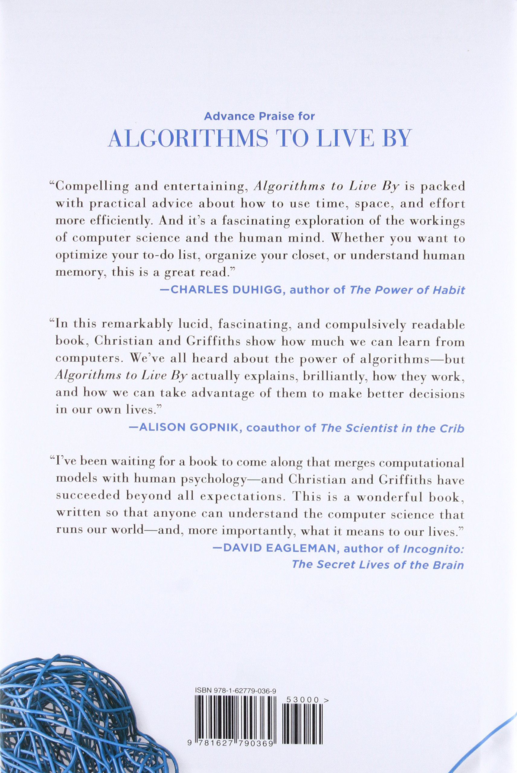 Algorithms to Live by: The Computer Science of Human Decisions ...