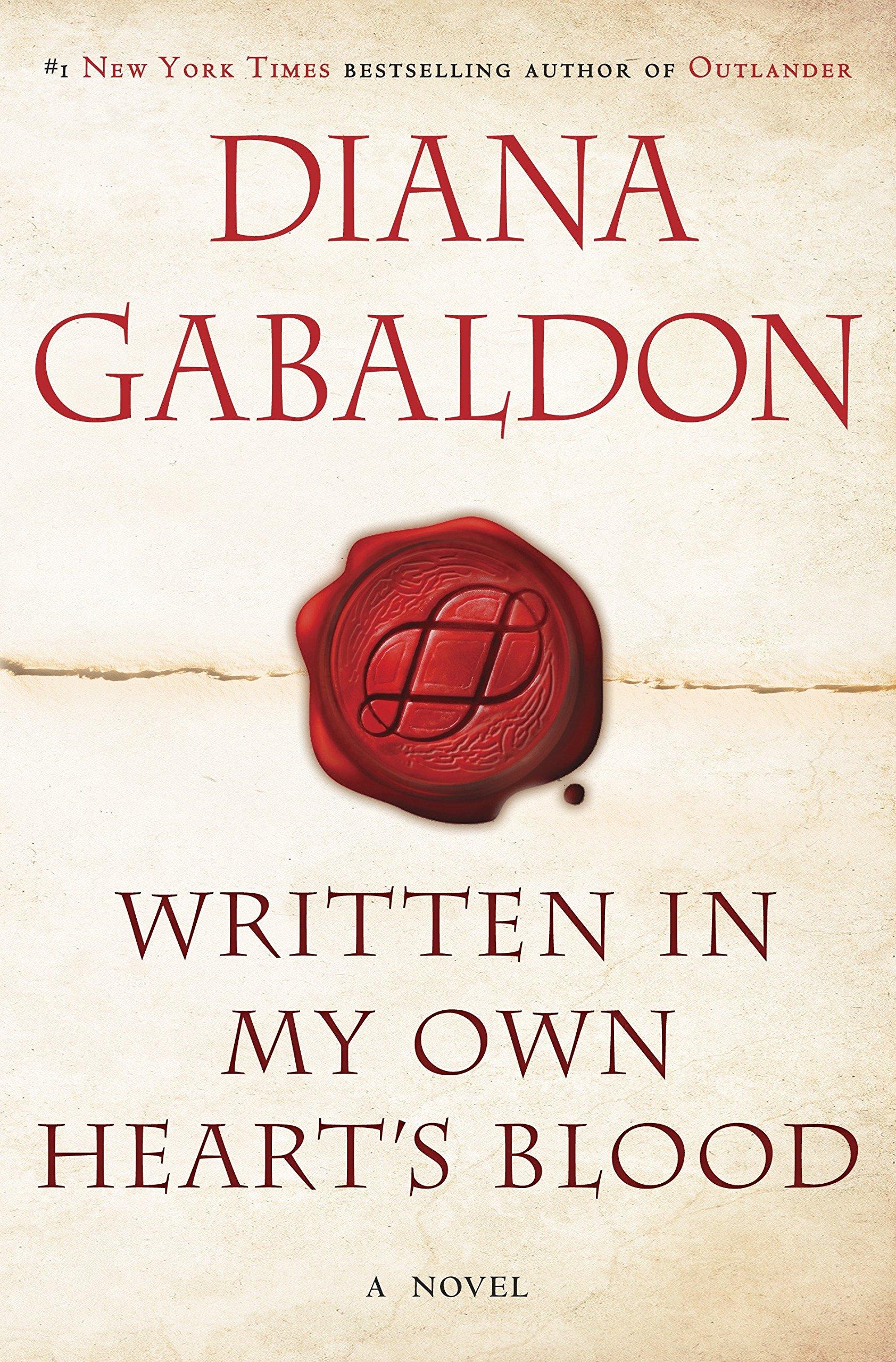Read Online Written in My Own Heart's Blood (Outlander) pdf epub
