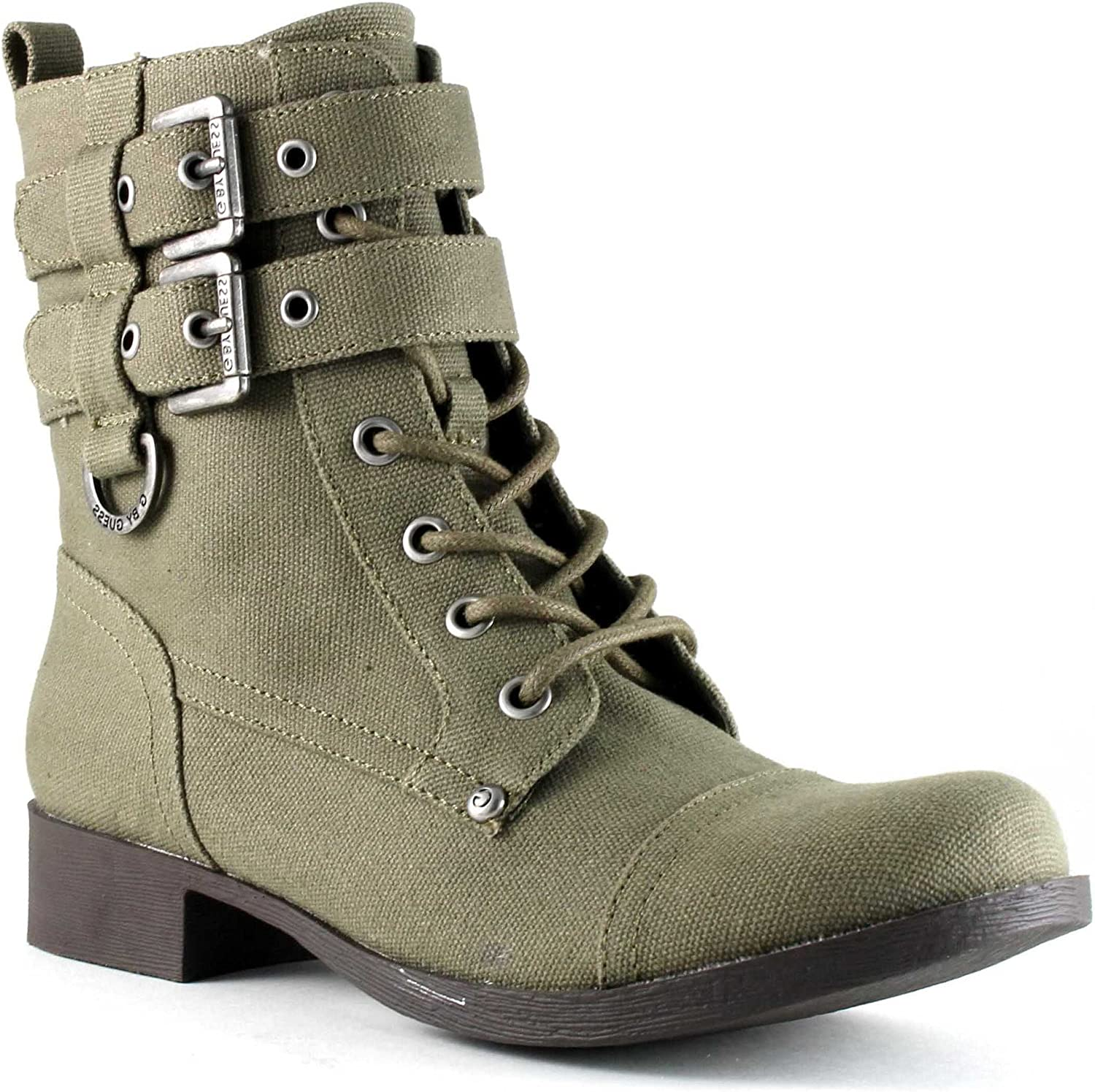 Bell2 313-Mgnfb Green boots