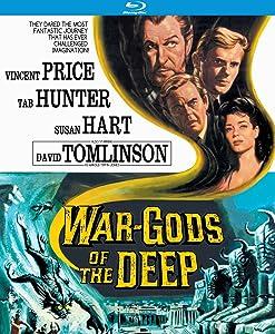 War-Gods of the Deep [Blu-ray]