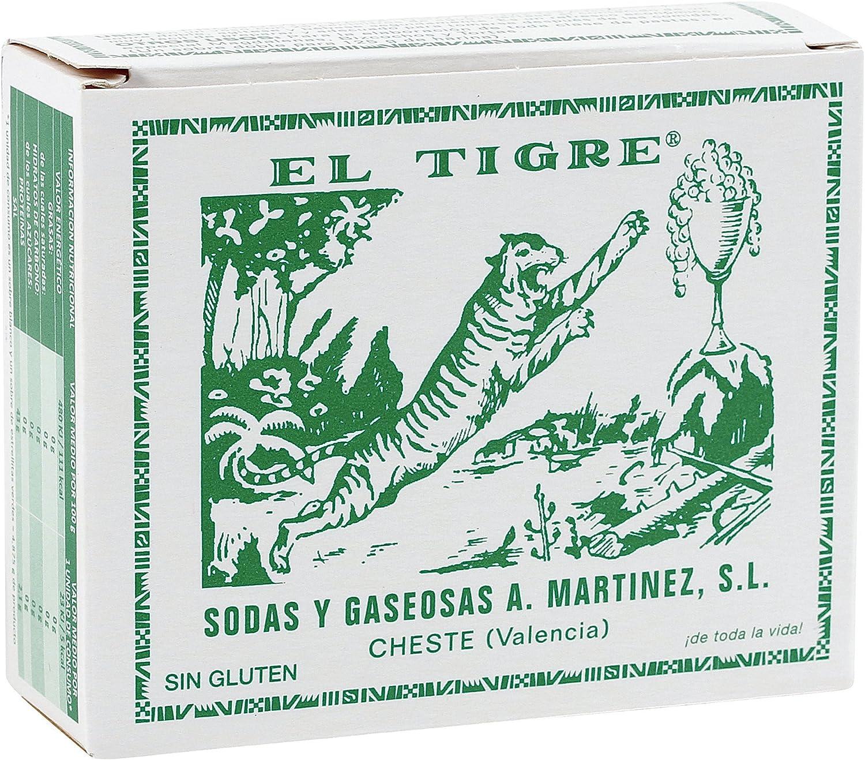 EL TIGRE sodas y gaseosas en polvo caja 8 sobres: Amazon.es: Alimentación y bebidas