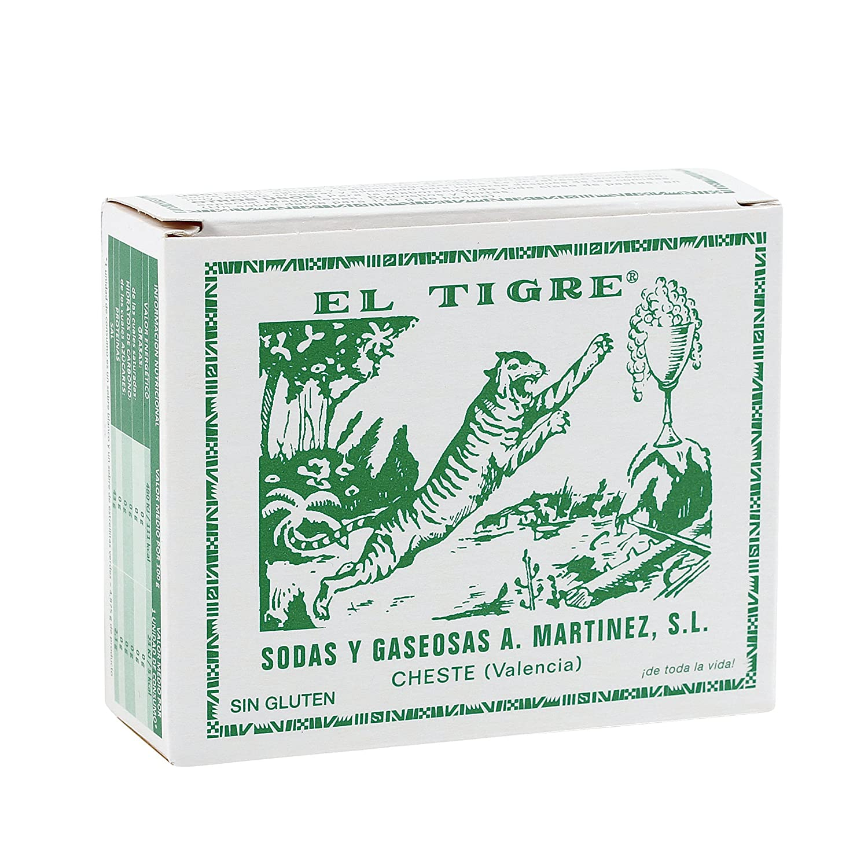 El Tigre Gaseosa - 36 gr