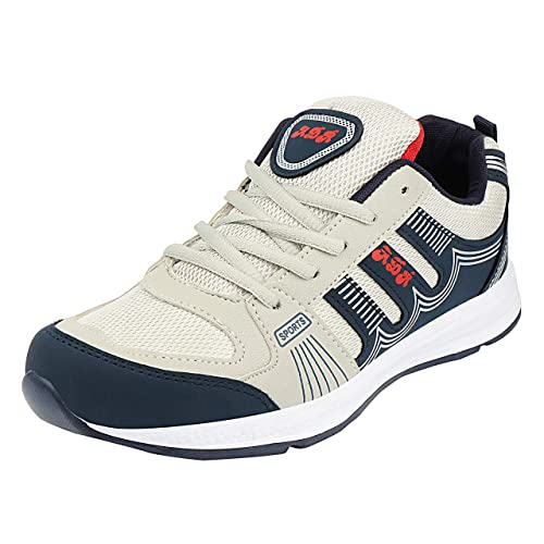 d3c143011713c ADR Men's Trainers Athletic Walking Running Gyming Jogging Fitness Sneakers/Sports  Shoes Air ADRPH29 GreyBlue