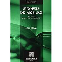 Sinopsis De Amparo (portada puede variar)