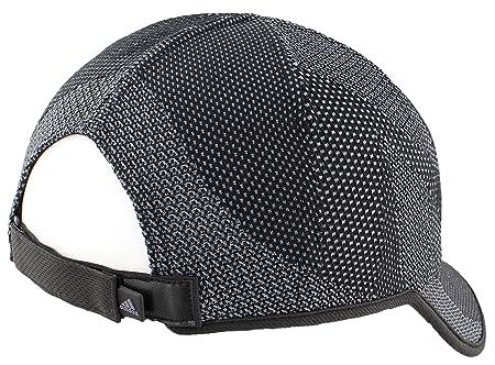 buy online a842e 398c4 adidas para hombre Adizero Primeknit Cap, Negro   ónix, Una talla   Amazon.com.mx  Deportes y Aire Libre