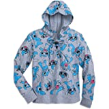Disney Stitch Pullover Pajama Shirt for Women Multi