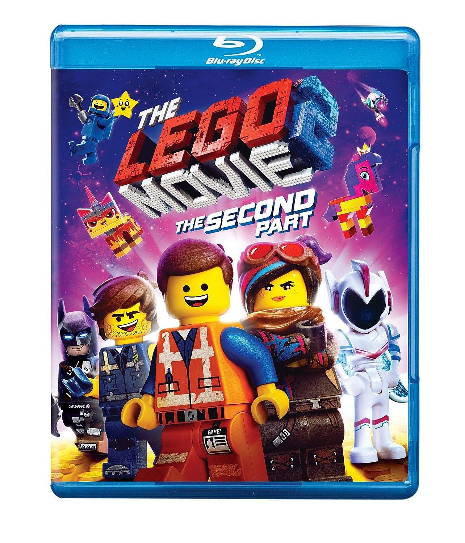 The LEGO Movie 2 Blue Ocean Sticker 30