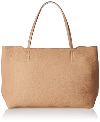 22450eb4b1 ECCO Jilin Small Shopper, Nude: Handbags: Amazon.com