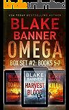 Omega Series Box Set 2: Books 5-7