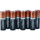 Duracell Plus Power - Pila alcalina AA ( 5 + 3 unidades gratis), 8 unidades