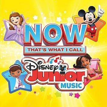 Various Artists NOW Disney Jr Amazoncom Music