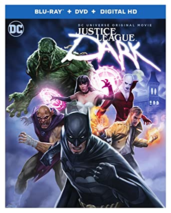 Justice League Dark (2017) Online Subtitrat HD RoSub