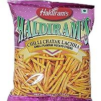 Haldiram's Chilli Chatak Lachha, 200g