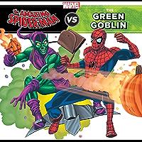 The Amazing Spider-Man vs. Green Goblin (Marvel Storybook (eBook))