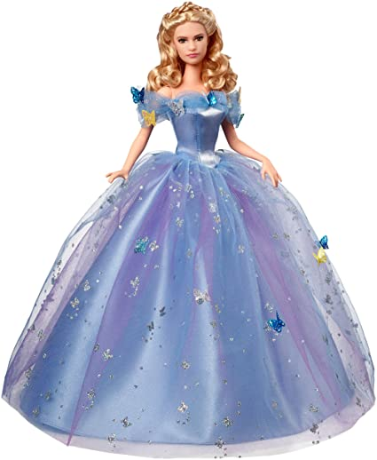 b54939514c3a60 Amazon.com  Disney Royal Ball Cinderella Doll  Toys   Games