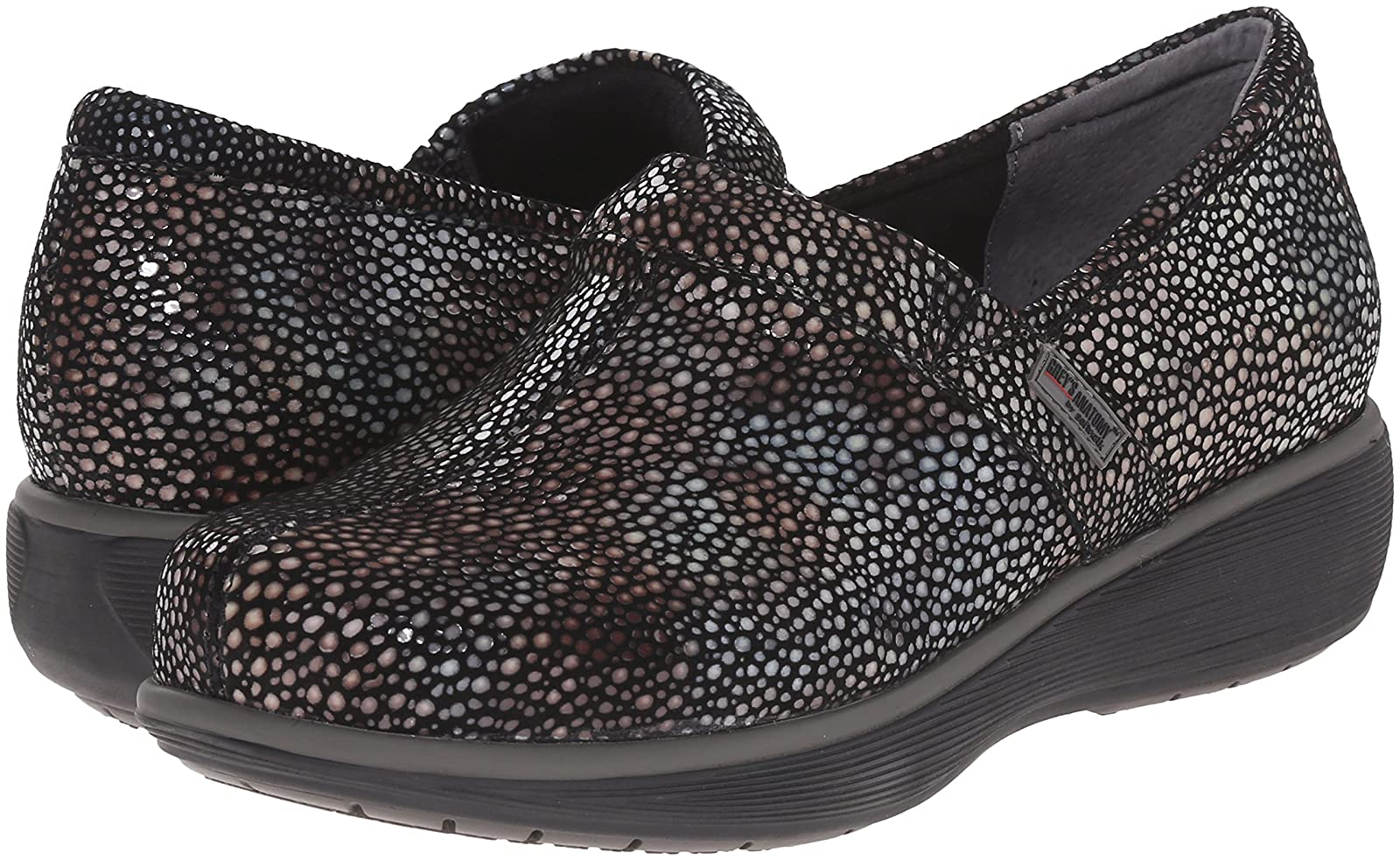 SoftWalk Women's Meredith Clog Multi Mosaic - 6