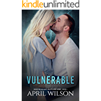Vulnerable: (McIntyre Security Bodyguard Series - Book 1) book cover