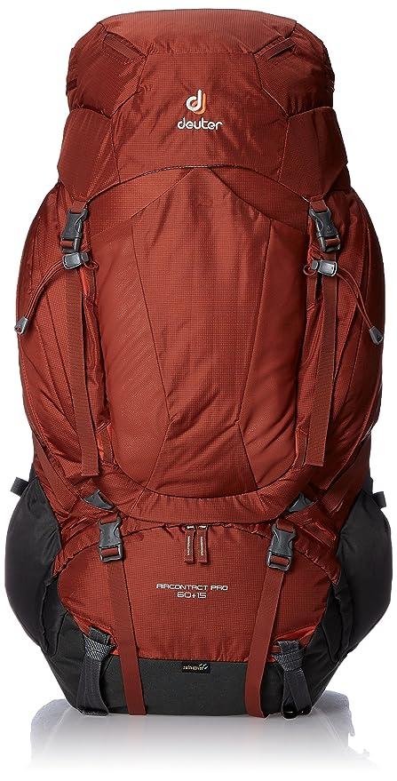 0953b246847 Amazon.com   Deuter AirContact Pro 60 + 15 - Trekking Backpack with ...