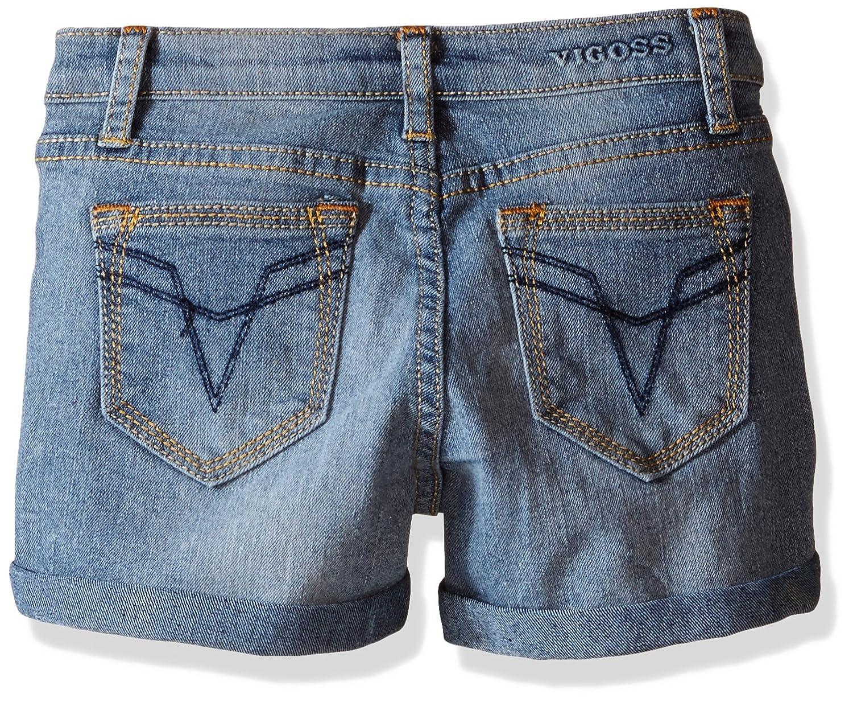 VIGOSS Girls Fashion Midi Short