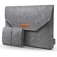 Rękaw na laptopa, HOMIEE 13-13,3 cala torba na laptopa z dodatkową torbą do przechowywania i podkładką pod mysz do…